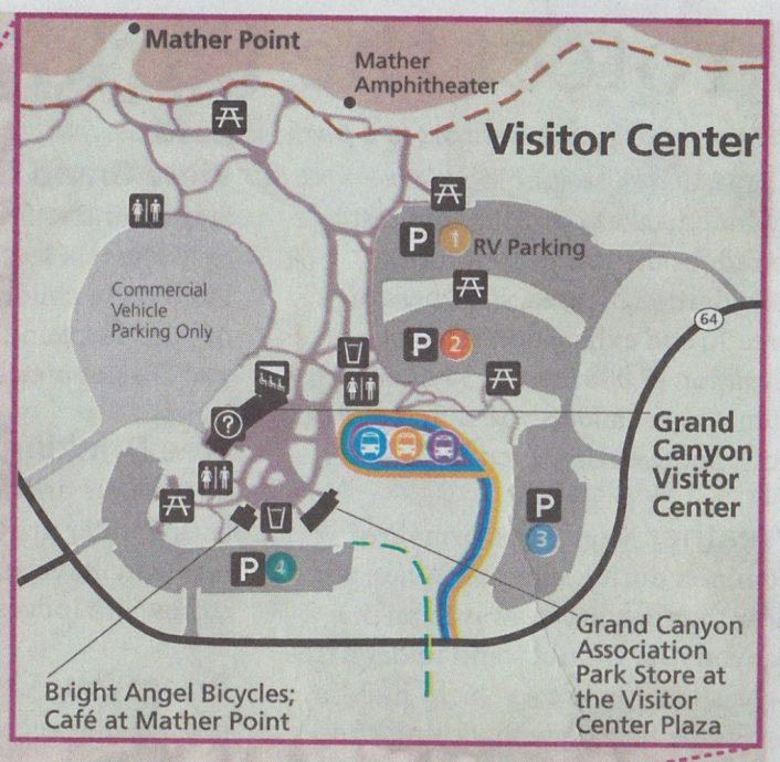 plan grand canyon visitor center