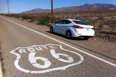 voiture route 66