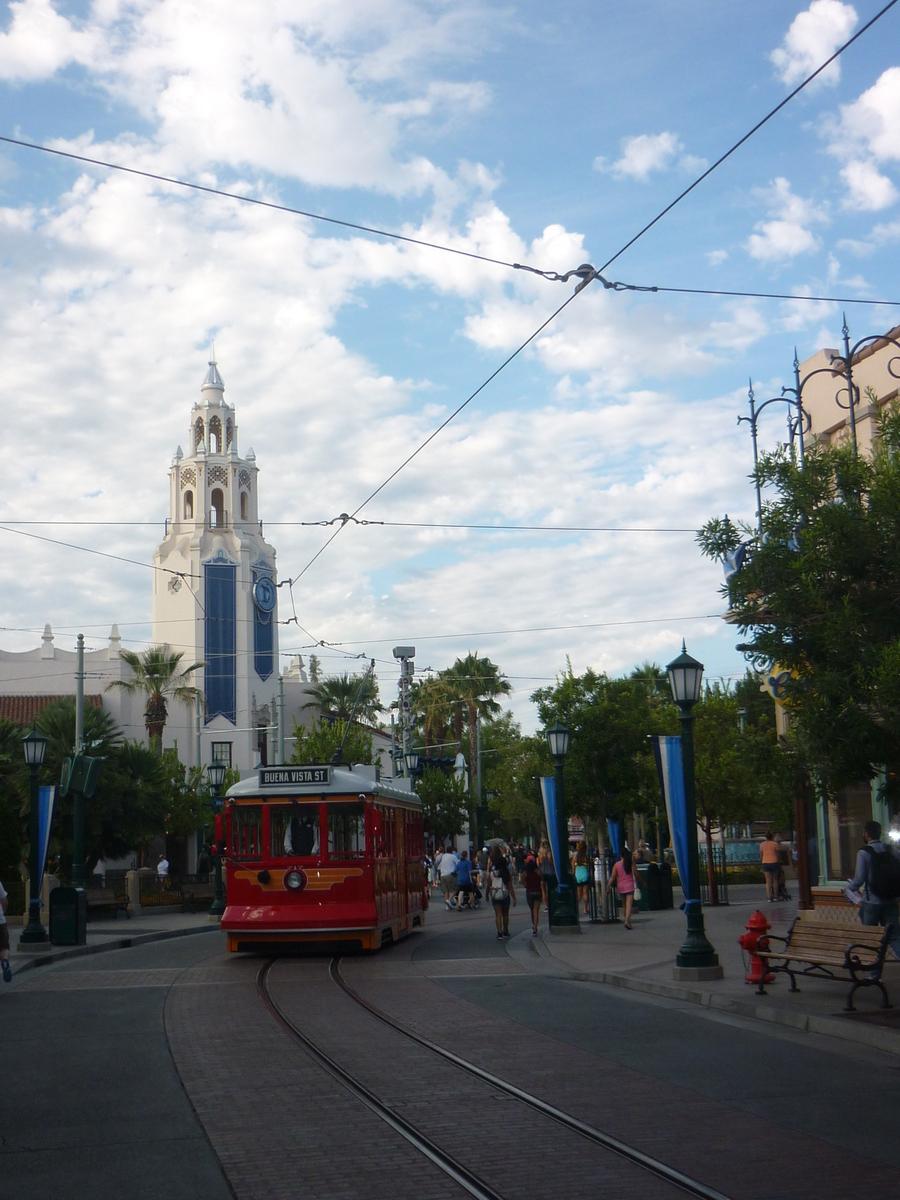 dca street