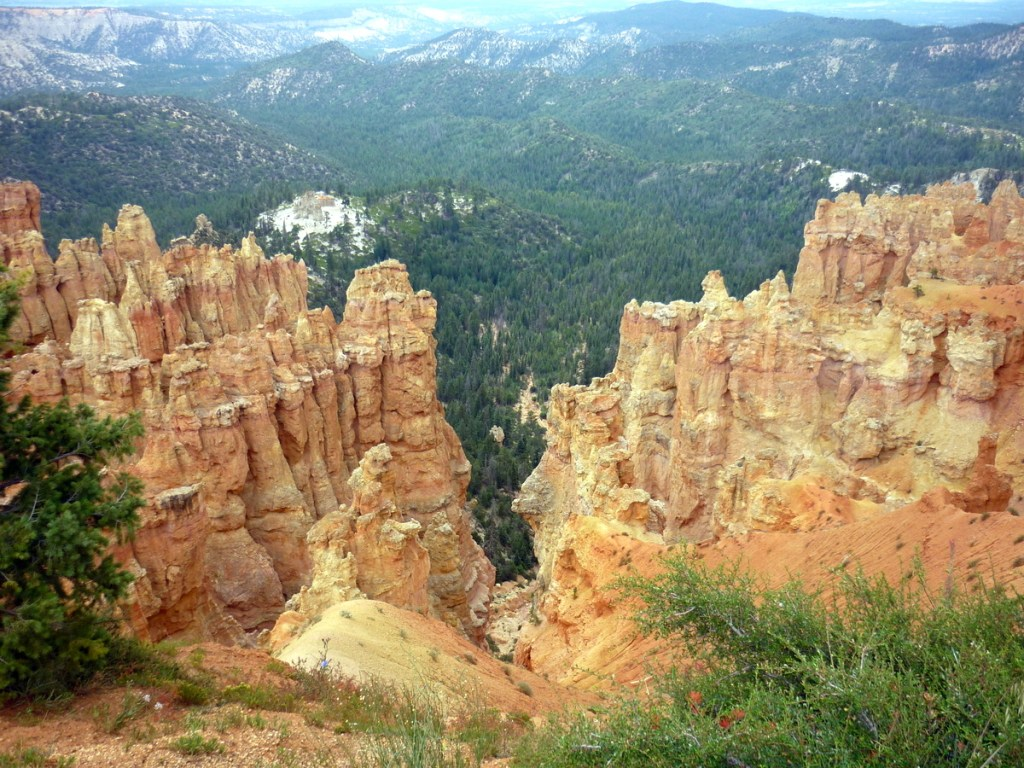 agua canyon bryce canyon