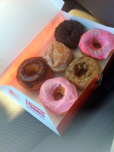 donuts dunkin