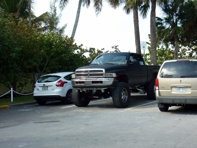 pick up floride