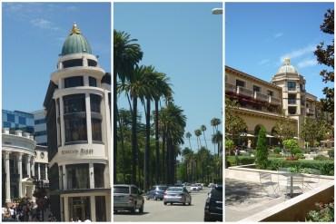 californie rue de beverly hills