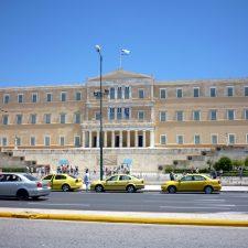 athènes_parlement
