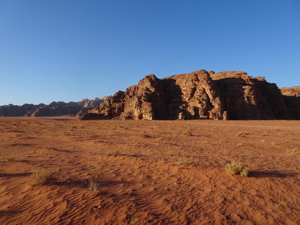 decouvrir desert jordanie