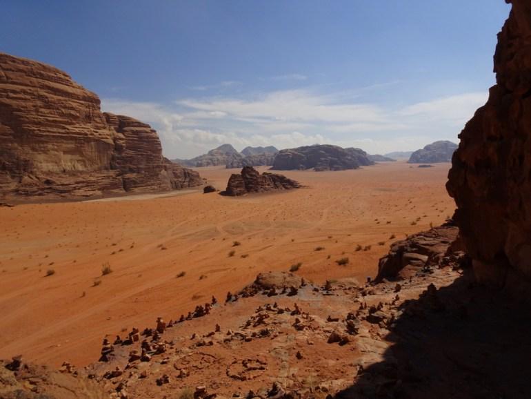 desert jordanie