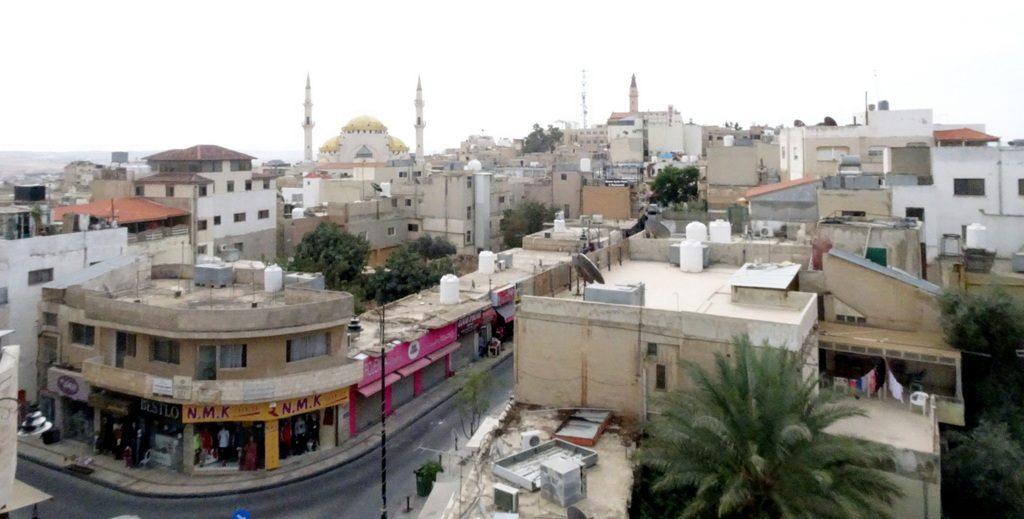 madaba en jordanie