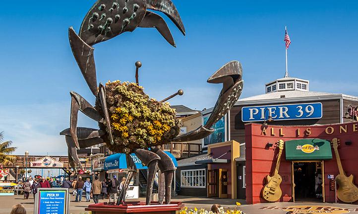 Best Pier San Francisco