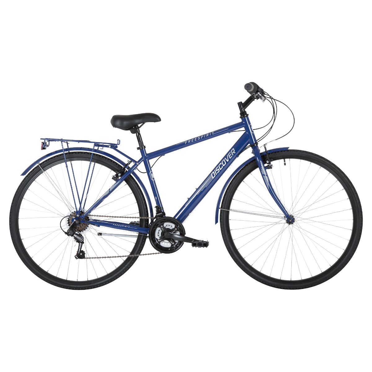 Freespirit Discover Gents Hybrid Bike From C Amp D Cycles