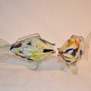 MURANO: poisson verre soufflé