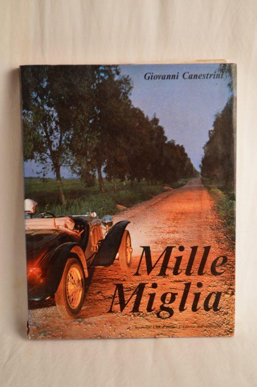 Giavanni Canestrini: Mille Miglia