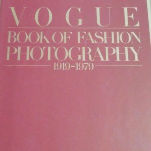 Vogue book of fashion photography, 1919-1979