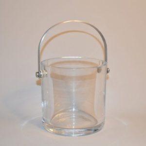 BACCARAT – Modèle perfection - Seau à glace en cristal