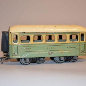 JEP : wagon Pullman SNCF
