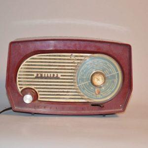 Philips: Radio Vintage Bakélite