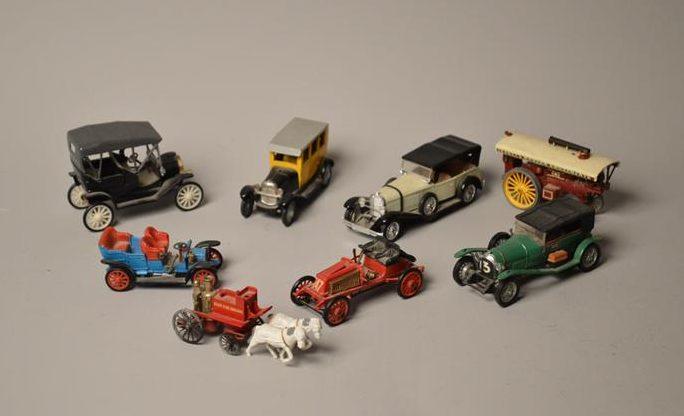voitures miniature -Corgi-solido-Rami JMK-Safir-Lesney's