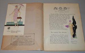 Art, goût, beauté : feuillets de l'élégance féminine Paris (Mai 1925)
