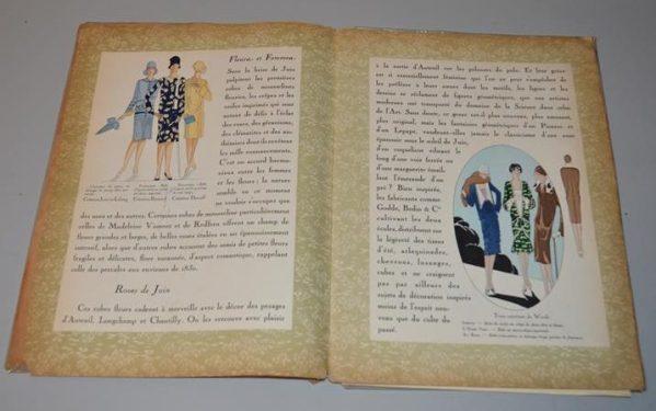 Art, goût, beauté- feuillets de l'élégance féminine Paris-Juin 1927
