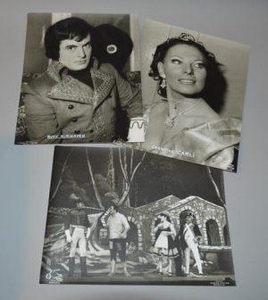 Opéra de Marseille - livret - programmes - photo - Charles Sinclair - théatre - acteur