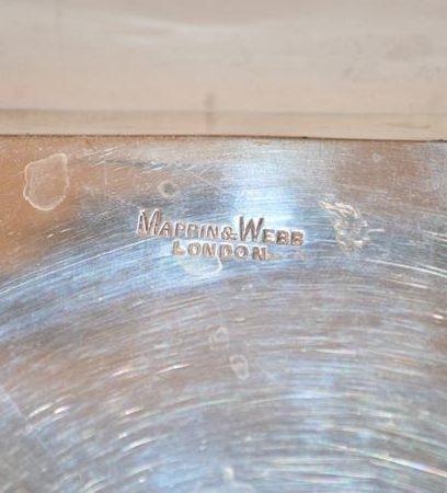 mappin & webb - Ensemble d'argenterie en argent Anglais - silver