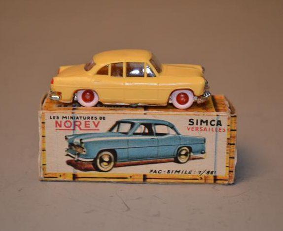 NOREV – Les Micro-miniatures – Modèle n° 1 SIMCA Versailles