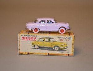 NOREV - Les Micro-miniatures - Modèle PANHARD PL 17