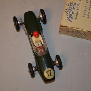 SOLIDO - Voiture car miniature - Modèle LOTUS Formule 1