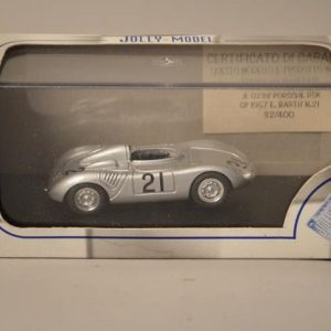 JOLLY-MODEL - JL0238 - PORSCHE RSK GP 1957 - E.BARTH N°21