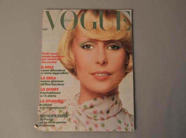 Vogue Italia - Jill Kennington - Giugno / juin 1973