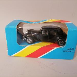 Matchbox MB 44 Citroën Traction avant 15 CV - Micro miniature