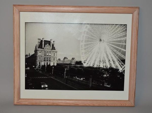 Michel Giniés - Photo de Paris - Grande roue, foire des Invalides