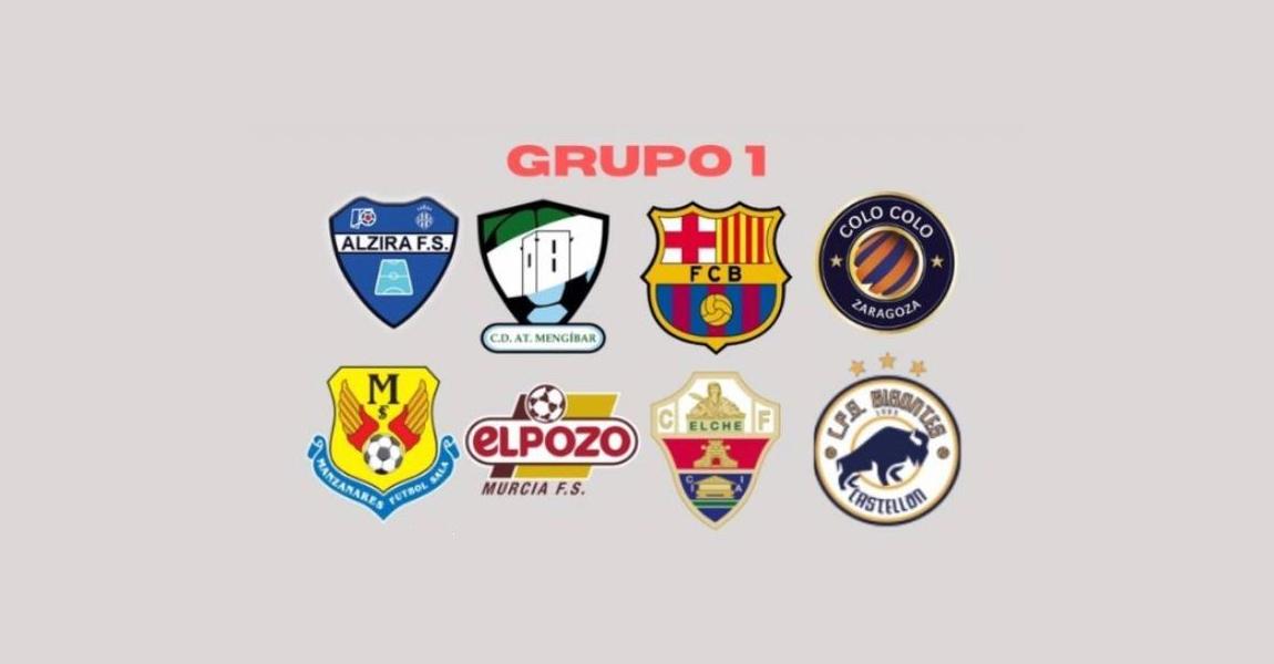 El CD El Ejido Futsal ya conoce a los rivales de esta temporada