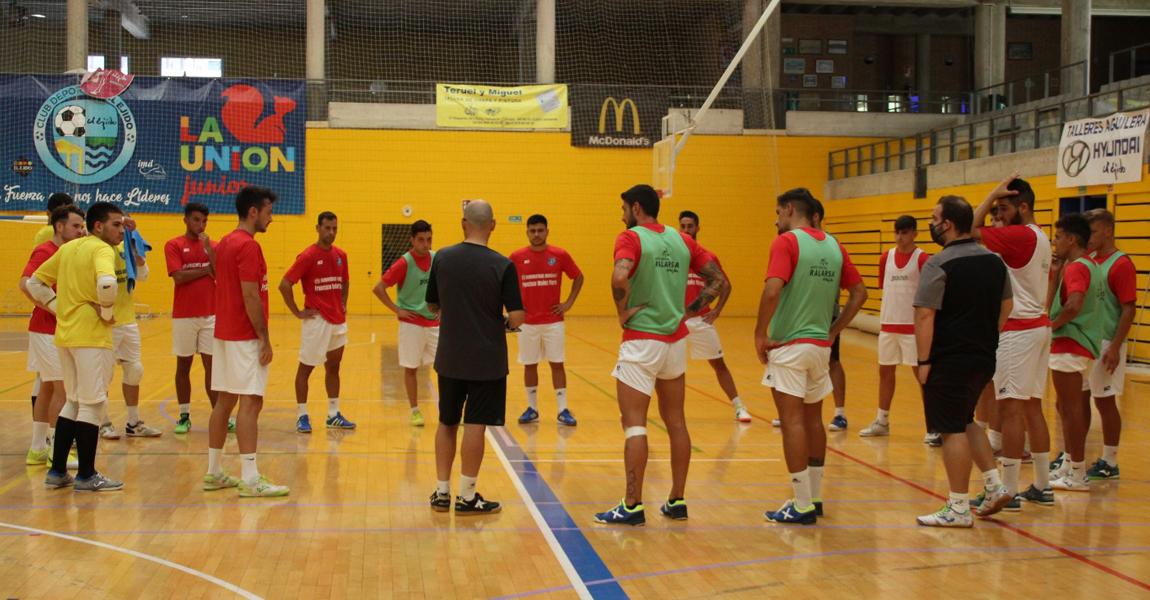El CD El Ejido Futsal arranca la pretemporada