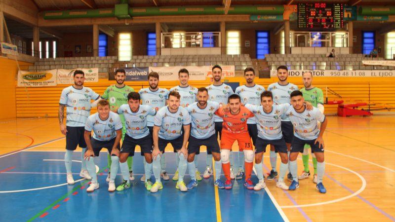 Victoria del CD El Ejido Futsal ante SIMA Granada