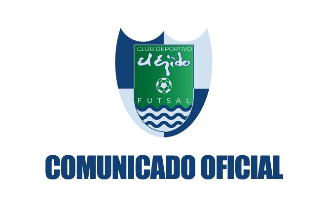 El paso del Poniente a Fase 4 obliga a jugar a puerta cerrada el Durán Ejido Futsal-UA Ceutí