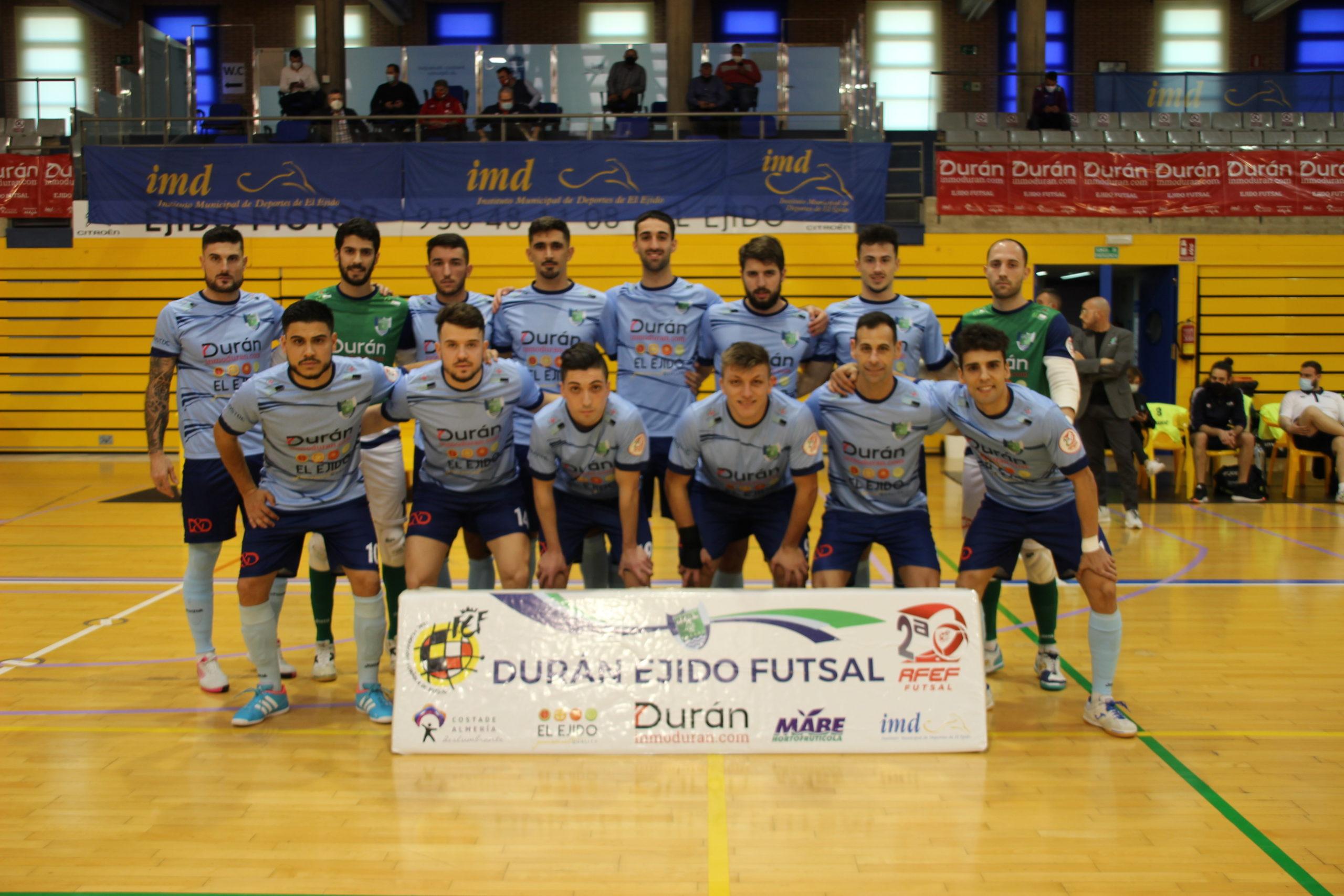 Durán Ejido Futsal, clasificado para la fase de ascenso