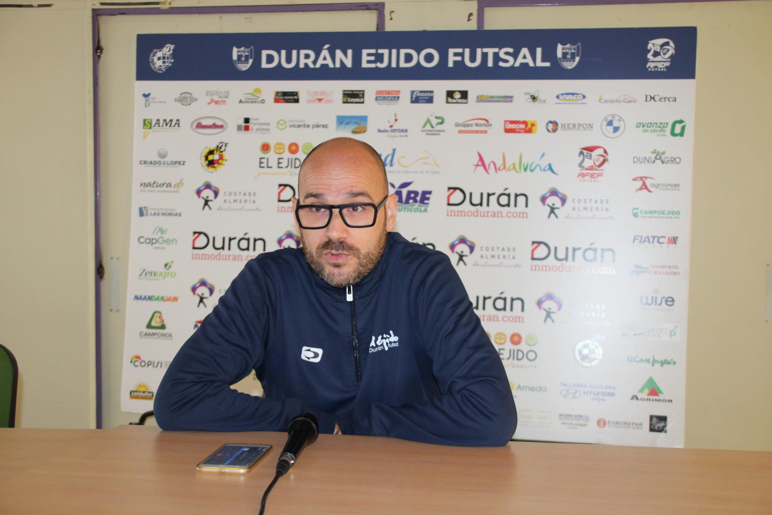 Durán Ejido Futsal buscará acabar con victoria la Primera Fase ante Elche