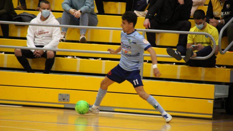 Durán Ejido Futsal juega su último partido en casa de la Segunda Fase