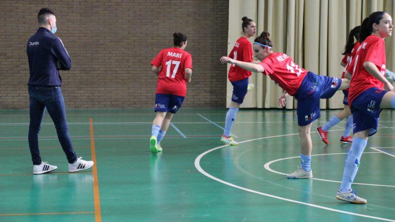 Mabe Ejido Futsal visita al Villanovense con la cuarta posición en juego