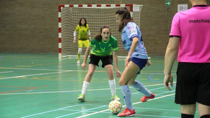 Mabe Ejido Futsal supera 3-2 al Villanovense