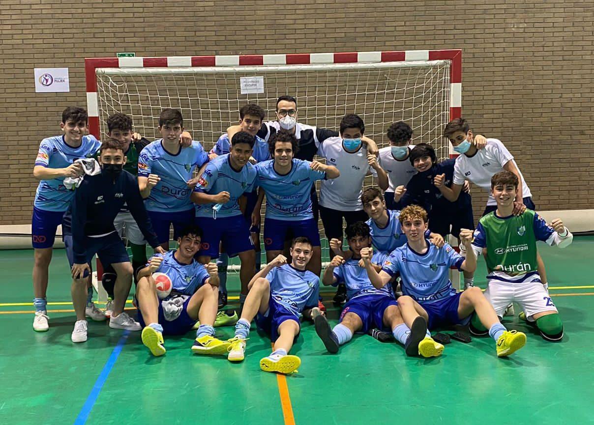 El Cadete se proclama Campeón de Andalucía