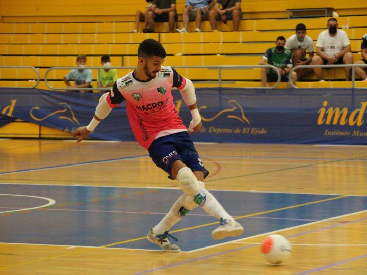 Inagroup El Ejido Futsal buscará su segunda victoria en Liga ante Talavera