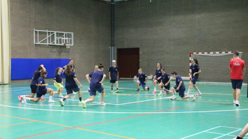 El Femenino juega este sábado su primer partido de Liga en casa