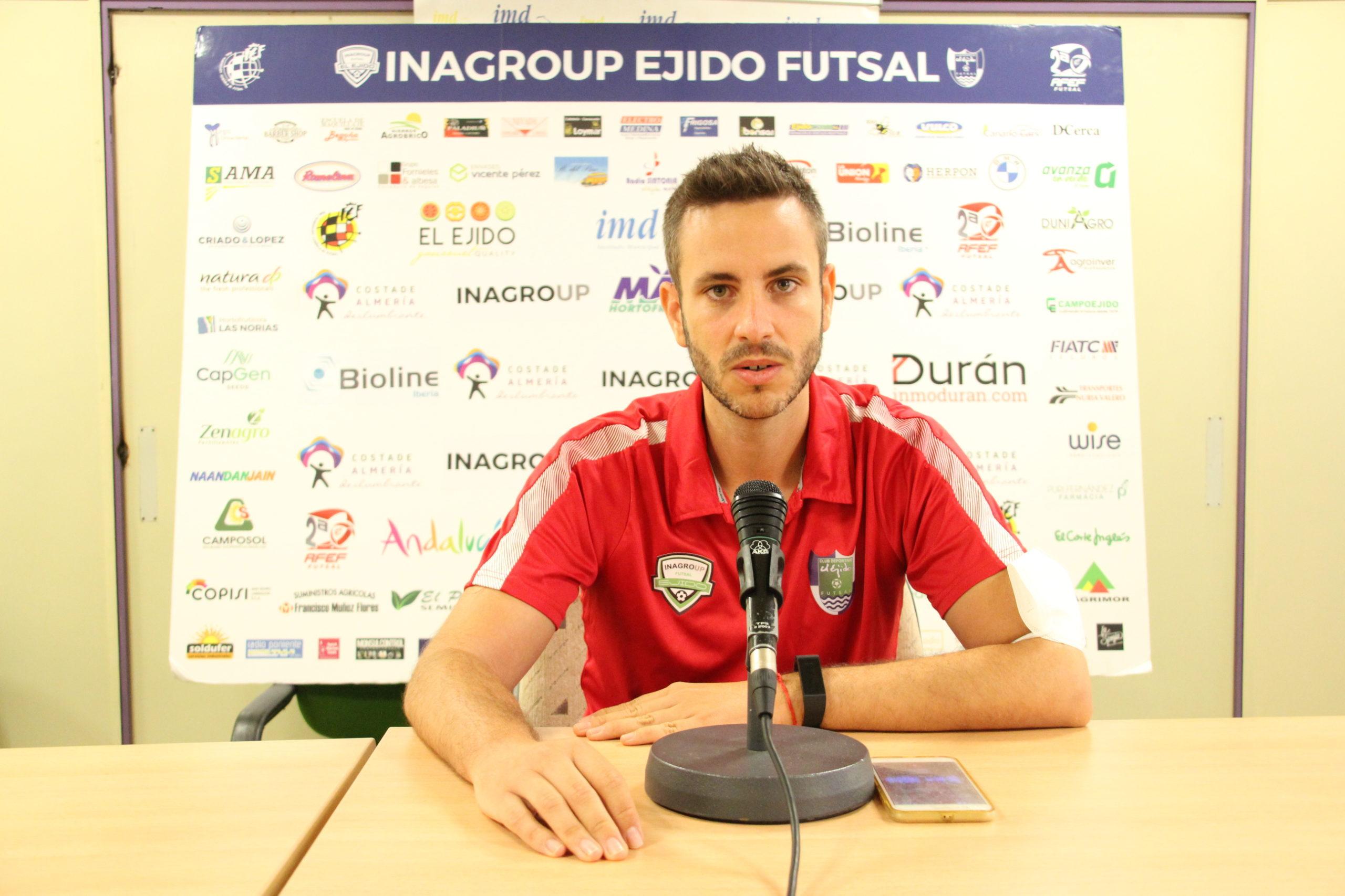 Inagroup El Ejido Futsal visita al Real Betis B