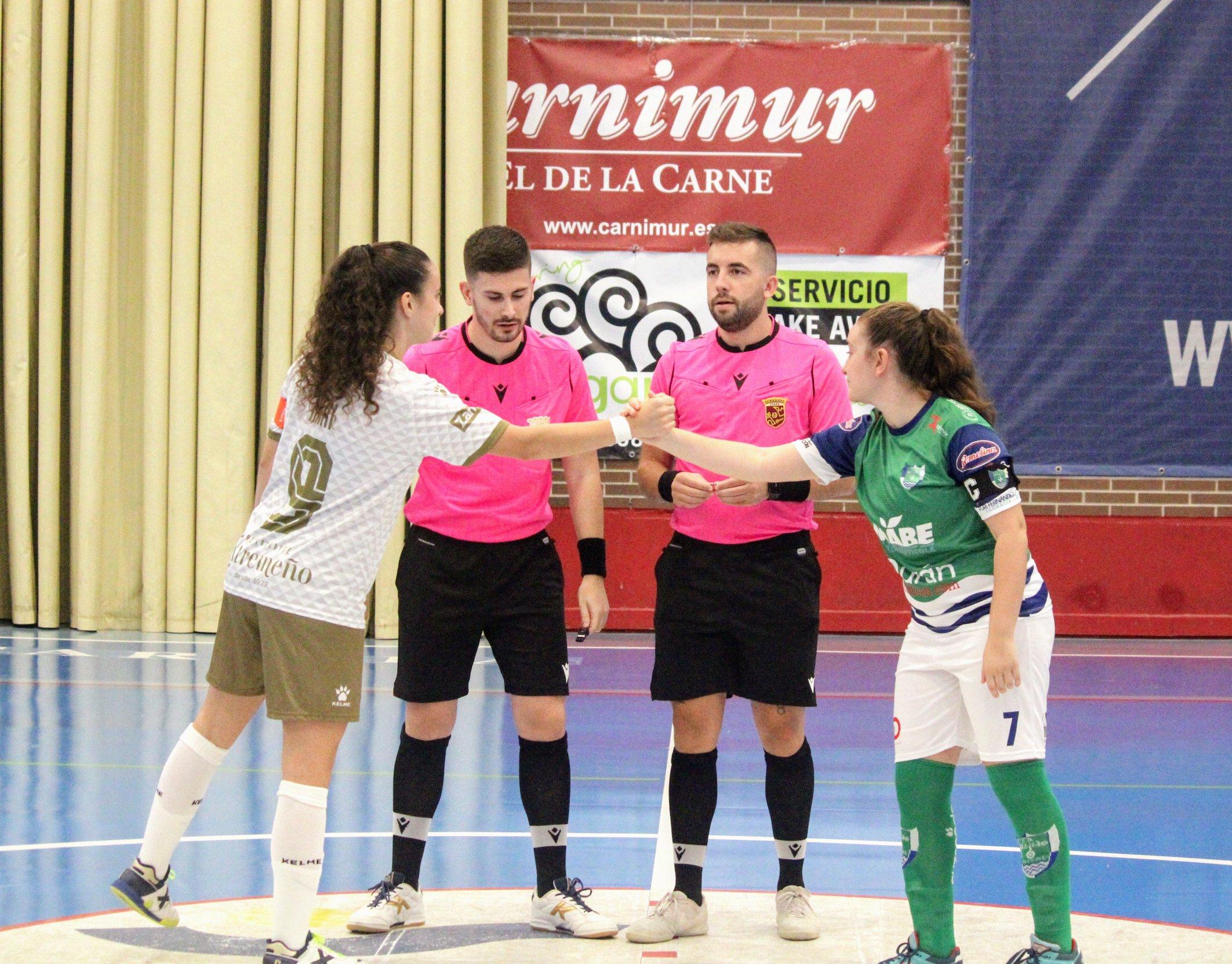 Debut liguero con victoria para Inagroup Mabe El Ejido Futsal