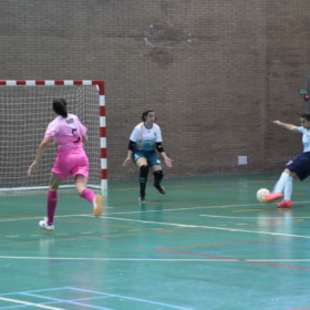 CD El Ejido Futsal Fem-Roldán