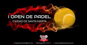 I Open de Padel Ciudad de Santa Marta de Tormes