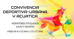 Campus urbano verano 2018