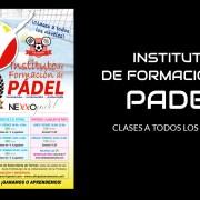 Clases de Padel por el Instituto de Formación Padel