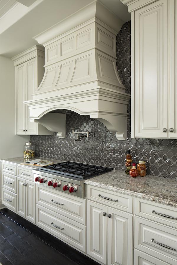 Taupe White Granite Countertops In Kitchen CampD Granite Minneapolis MN
